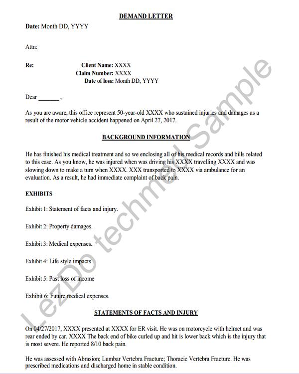 settlement-demand-letters-sample